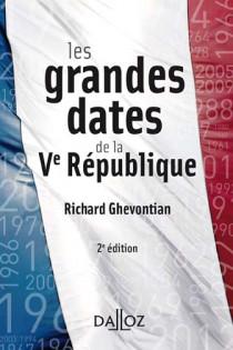 Les grandes dates de la Ve République (mini format)