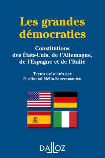 Les grandes démocraties (mini format)