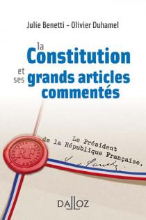 La constitution et ses grands articles commentés (mini format)