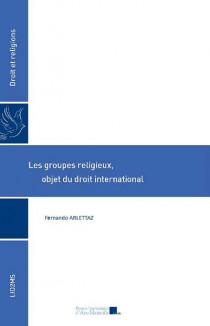 Les groupes religieux, objet du droit international