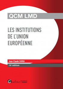 Les institutions de l'Union européenne [EBOOK]