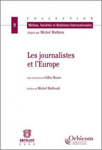 Les journalistes et l'Europe