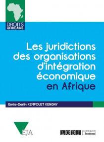 Les juridictions des organisations d'intégration économique en Afrique [EBOOK]