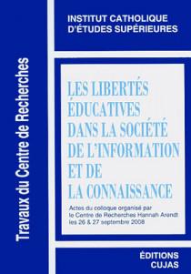Les libertés éducatives dans la société de l'information et de la connaissance