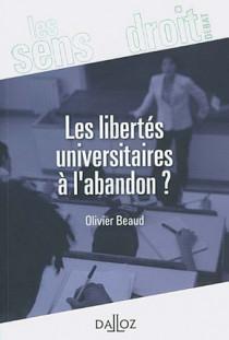 Les libertés universitaires à l'abandon ?