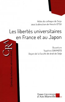Les libertés universitaires en France et au Japon