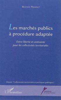 Les marchés publics à procédure adaptée
