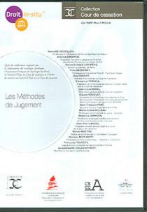 Les méthodes de jugement (coffret 1 CD-Rom)