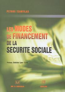 Les modes de financement de la sécurité sociale