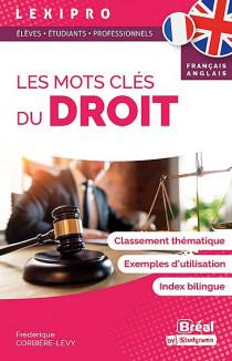Les mots-clés du droit, français-anglais