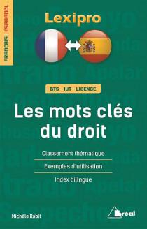 Les mots-clés du droit français-espagnol
