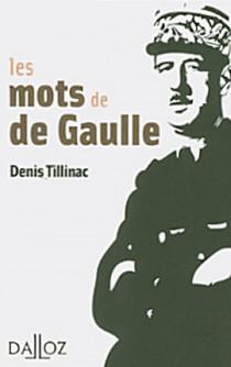 Les mots de de Gaulle (mini format)