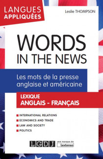 [EBOOK] Words in the news