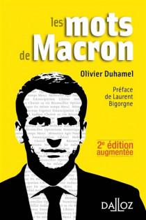 Les mots de Macron (mini format)