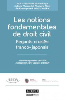 Les notions fondamentales de droit civil