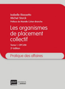 [EBOOK] Les organismes de placement collectif