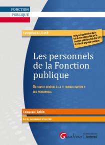 [EBOOK] Les personnels de la fonction publique