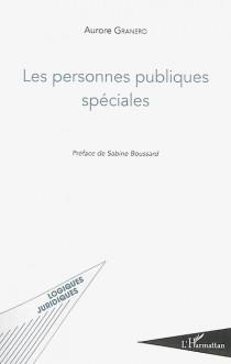 Les personnes publiques spéciales