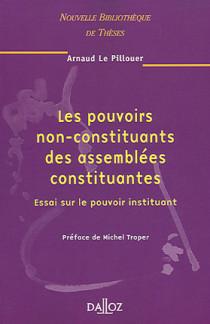 Les pouvoirs non-constituants des assemblées constituantes