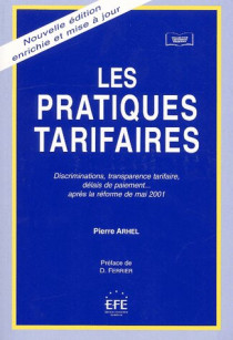 Les pratiques tarifaires