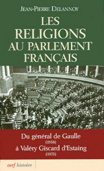 Les religions au parlement français