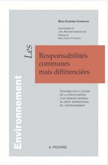 Les responsabilités communes non différenciées