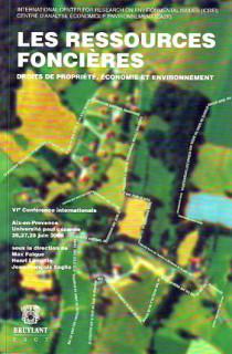 Les ressources foncières