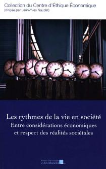 Les rythmes de la vie en société