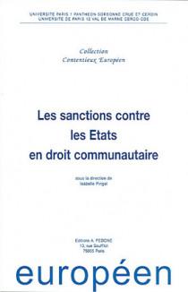 Les sanctions contre les Etats en droit communautaire