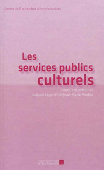 Les services publics culturels