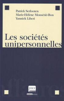 Les sociétés unipersonnelles