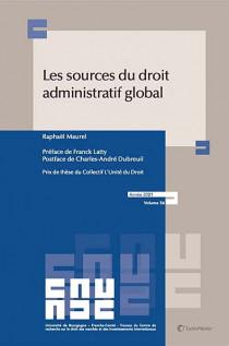 Les sources du droit administratif global