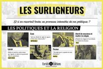 Les surligneurs : politiques, religions et laïcité