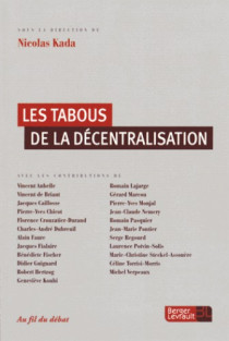 Les tabous de la décentralisation