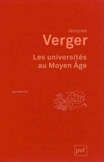 Les universités au Moyen Age