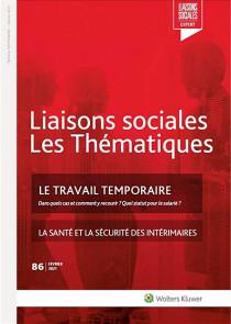 Liaisons sociales - Les thématiques, février 2021 N°86