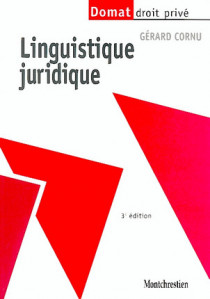 Linguistique juridique