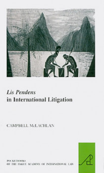 Lis Pendens in International Litigation