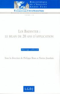 Loi Badinter : le bilan de 20 ans d'application