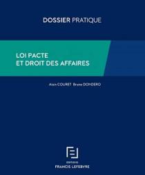 Loi Pacte et droit des affaires