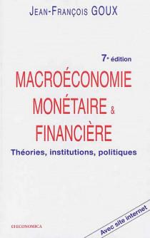 Macroéconomie monétaire & financière