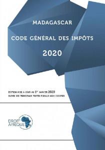 Madagascar : code général des impôts 2020