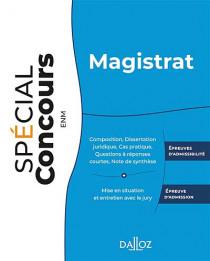 Magistrat : spécial concours ENM