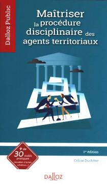 Maîtriser la procédure disciplinaire des agents territoriaux