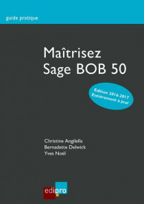 Maîtrisez Sage BOB 50 - 2016/2017