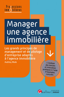 Manager une agence immobilière