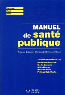 Manuel de santé publique