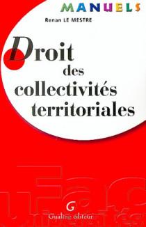 Manuel - Droit des collectivités territoriales