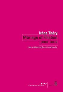 Mariage et filiation pour tous