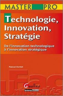 Master Pro - Technologie, innovation et stratégie